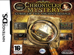 La saga di Chronicles of Mystery sbarca anche su DS a novembre!