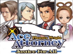 Recensione: Phoenix Wright: Ace Attorney - Justice For All