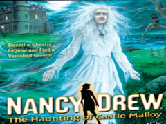 Nancy Drew 19 - The Haunting of Castle Malloy
