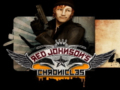 Red Johnson's Chronicles: sito italiano on line!