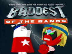 Strong Bad - Episode 3: Baddest of the Bands!