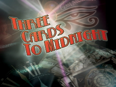 Update per Three Cards to Midnight!