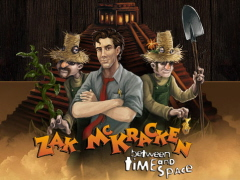 News per Zak McKracken: Between Time and Space