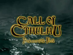 Recensione: Call Of Chtulhu: Dark Corners Of The Earth