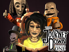 Teaser trailer per The Journey Down - Chapter One!
