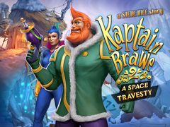 Un mini avventura in attesa di Kaptain Brawe 2: A Space Travesty