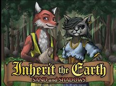 Kickstarter Adventure - Inherit the Earth: Sand and Shadows