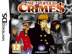 Metropolis Crimes per Nintendo DS!