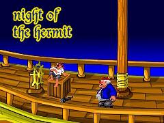 Night of the Hermit