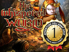 Prima demo per The Whispered Wor[l]d!
