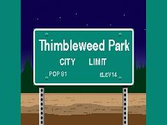 Anteprima Thimbleweed Park