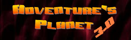 Online la versione 3.0 di Adventure's Planet!!!