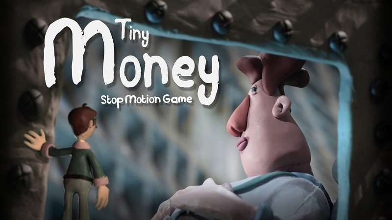 Tiny Money, avventura di plastilina in stop motion