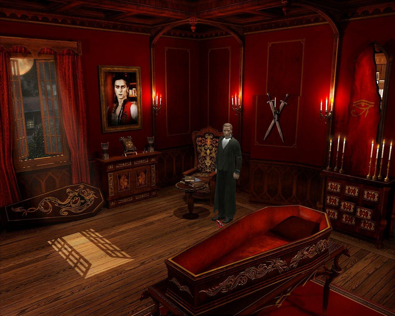 Escape The Bedroom Game Adventure S Planet Recensione Dracula Origin