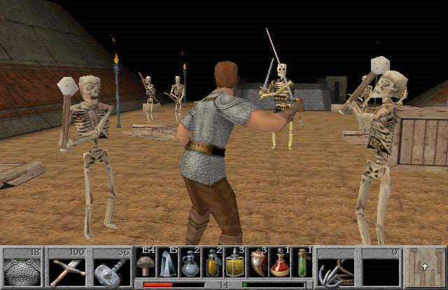 Sierra Games vender tilbage